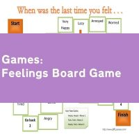 Feelings Board Game