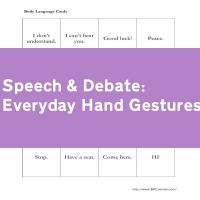Everyday Hand Gestures