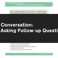 Asking Follow-up Questions