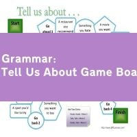 Tell Us About Game Board