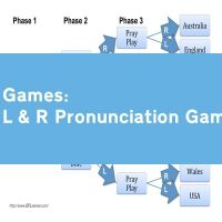 L & R Pronunciation Game