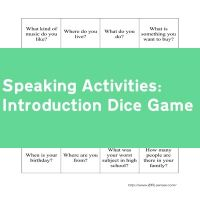Introduction Dice Game