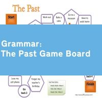 The Past Game Board