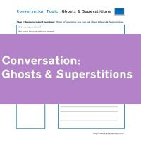 Ghosts & Superstitions